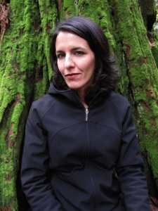 Charlotte Gill author photo