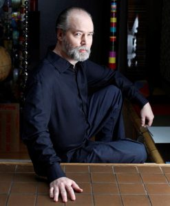 Douglas Coupland. Photo by Douglas Coupland [CC BY-SA 3.0], via Wikimedia Commons