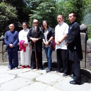 Mt Wudang photo - YW