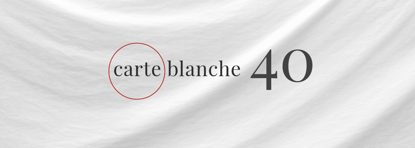 Carte Blanche There S More Than One Way To Tell A Story